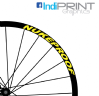 Nukeproof Rim Decal